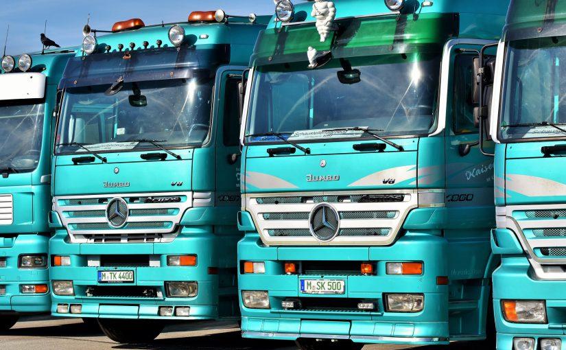 Firma transportowa Zielona Gora