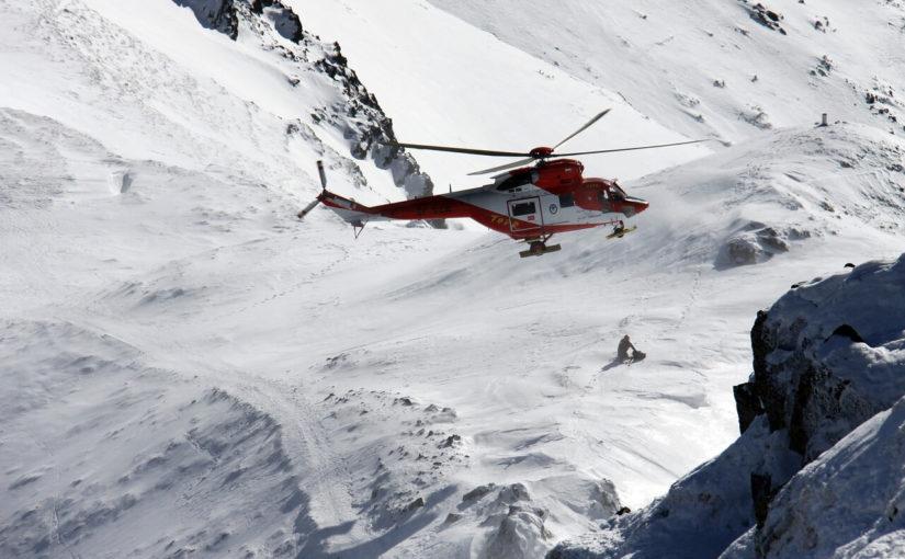 Helikopter GOPR