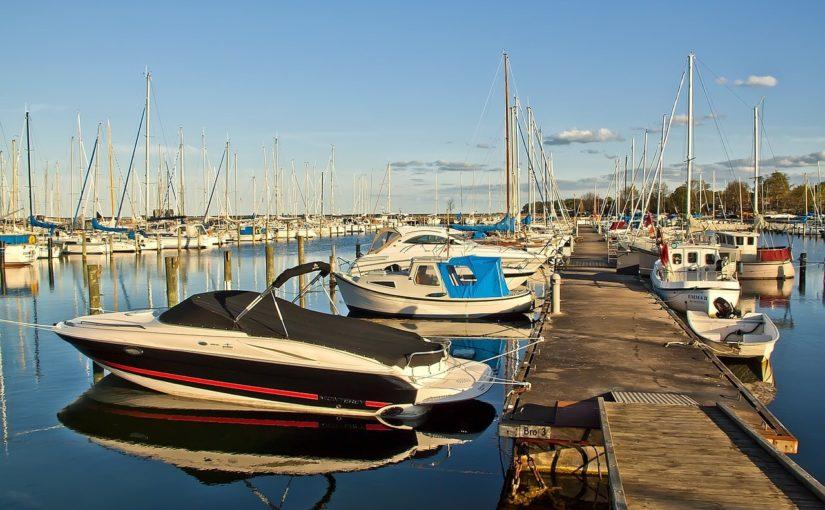 porta dla jachtów i skuterów wodnych